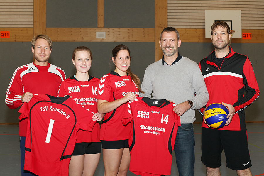 Saisonstart für Volleyballerinnen